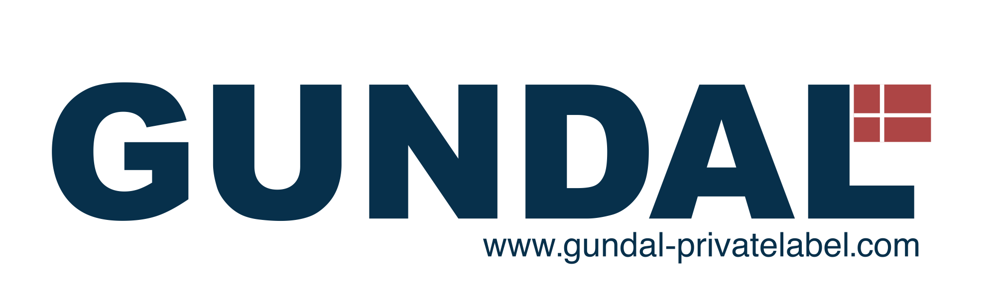 GUNDAL Privat label